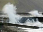 Aberystwyth waves