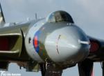 Vulcan XH558, RIAT Fairford